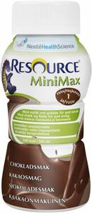 Bilde av RESOURCE MINIMAX SJOKOLADE 2X200 ML