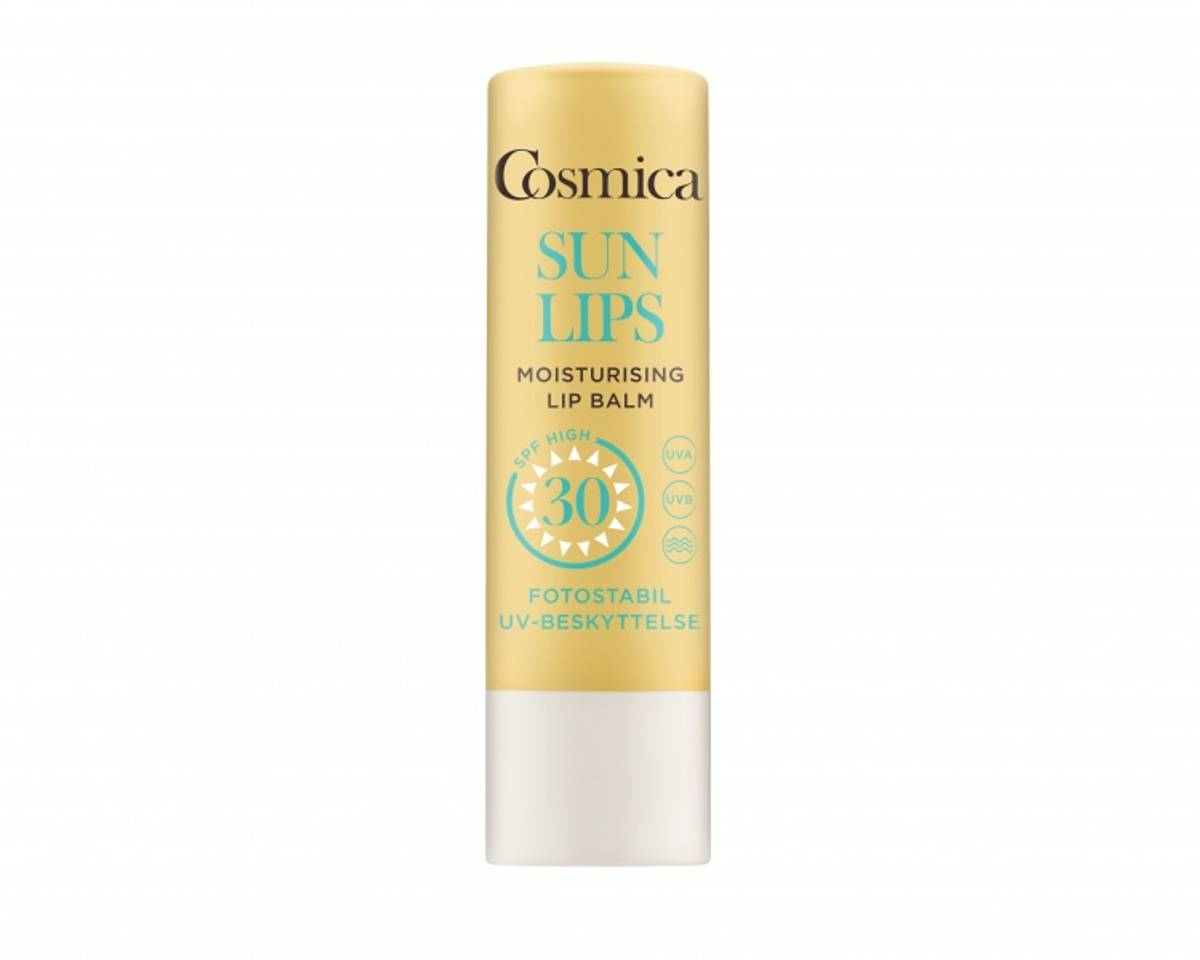 Cosmica sun lip balm f30 5 gram