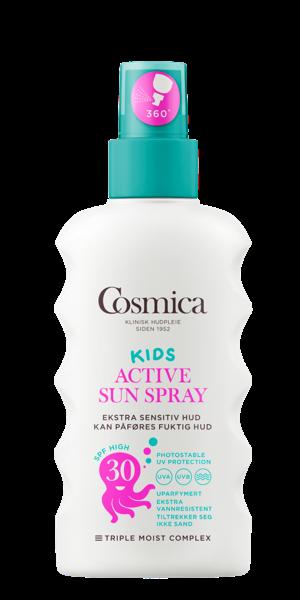 Bilde av Cosmica sun kids active pump f30 u/p 175 ml