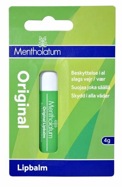 Bilde av Mentholatum lipbalm 4 gram