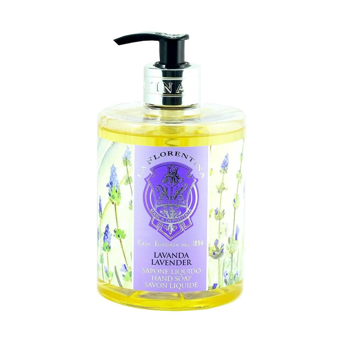 La Florentina Lavender Hand Soap 500 ml