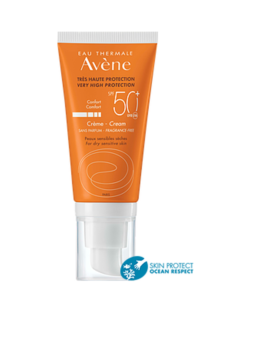 Avene sun face cream f50+ 50 ml