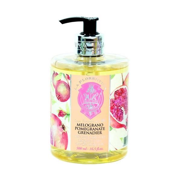 Bilde av La Florentina Pomegranat Hand Soap 500 ml
