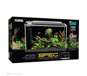 Bilde av FLUVAL SPEC V LED Black 19L