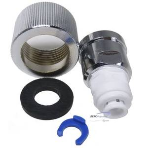 Bilde av Dennerle Tap connector, chrome