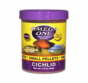 Bilde av Small Cichlid Pellets Floating 99g