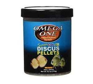 Bilde av Discus Pellets 119g Omega One