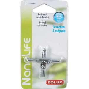 Bilde av Zolux metal valve 3-way