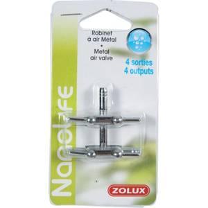 Bilde av Zolux metal valve 4-way