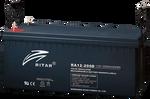 Ritar AGM batterier til