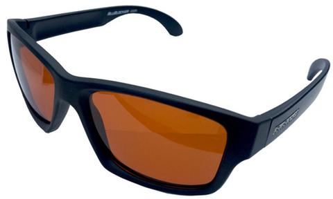 Bilde av BluBlocker Svart Matte Polarisert solbrille