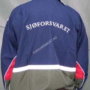Bilde av TRENINGSJAKKE / SJØFORSVARET / UBRUKT