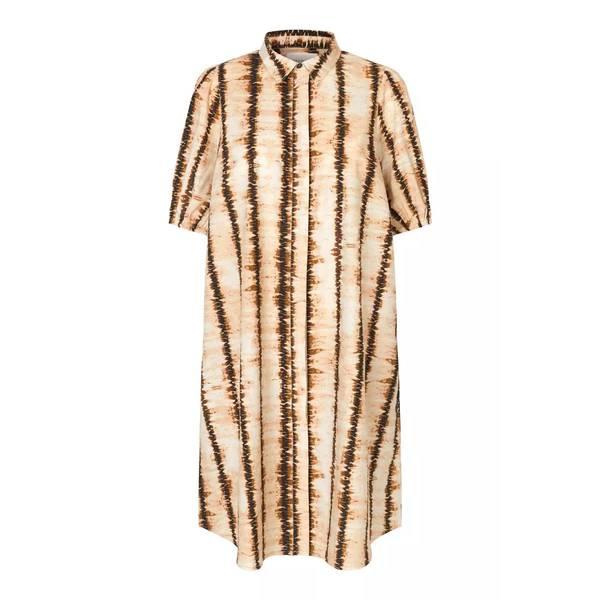 Bilde av Second Female - Kjole Poeto Shirt Dress