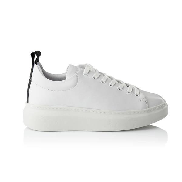 Bilde av Pavement - Dee Sneakers White/Black