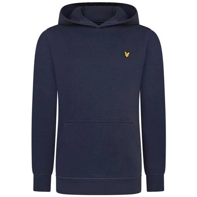 Bilde av Lyle & Scott- Hoody Fleece Navy