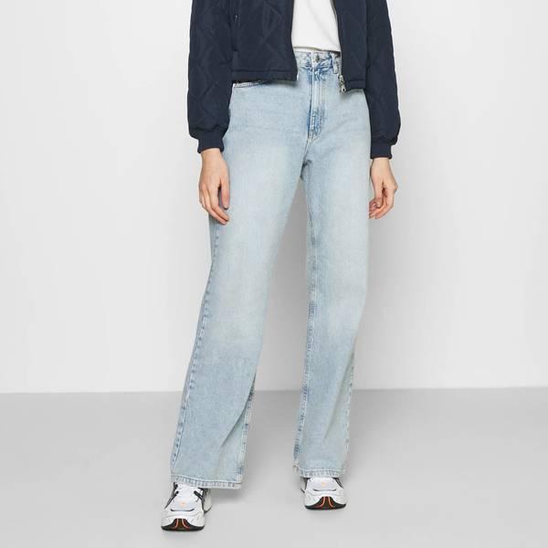 Bilde av NA-KD - Relaxed Full length Jeans