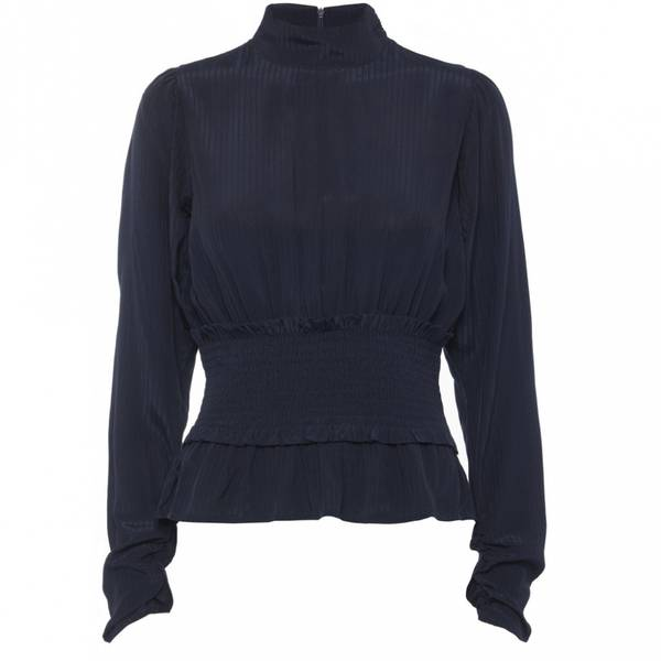 Bilde av Norr - Easton Top Dark Navy