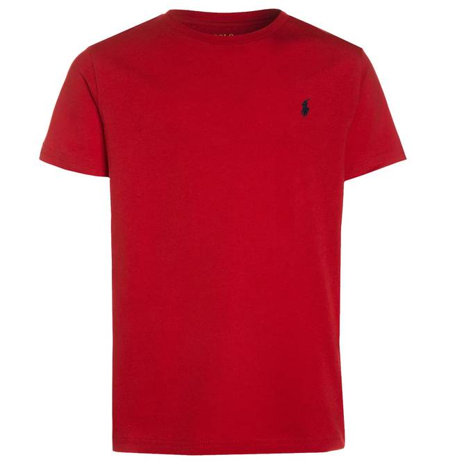 Bilde av Polo Ralph Lauren - Tee Top Knit Rød