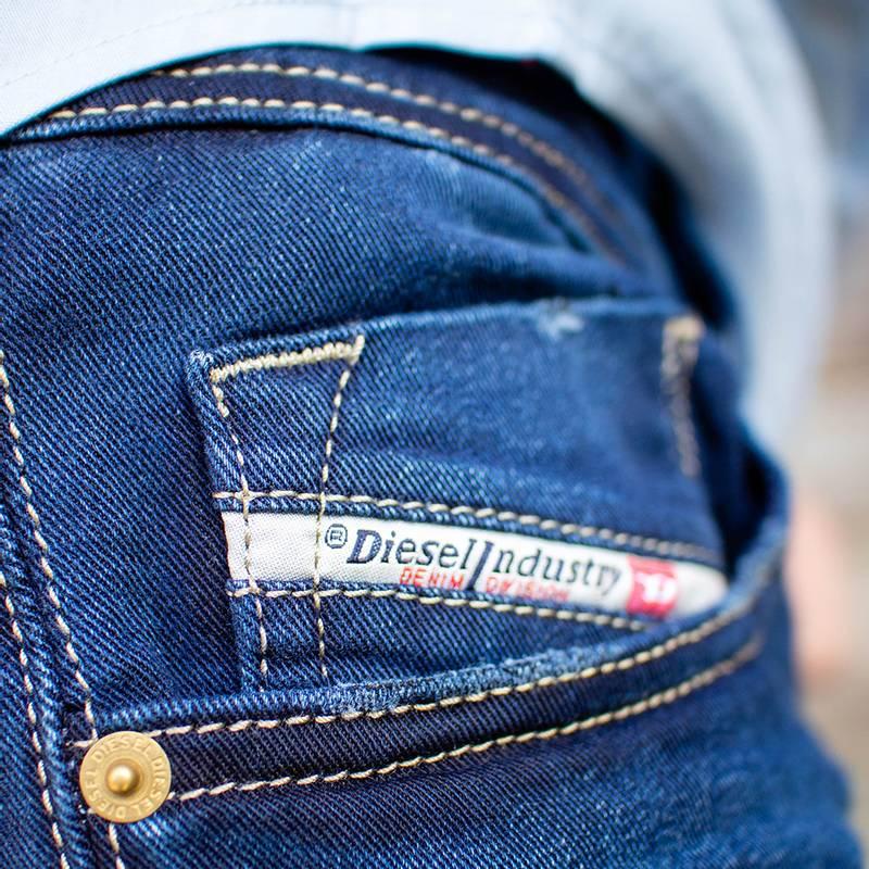 Bilde av Diesel - Sleenker J-N Trousers KXB3U