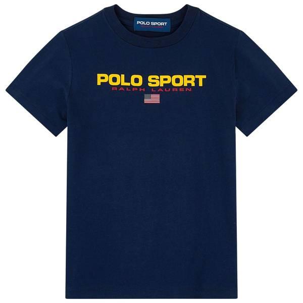 Bilde av Polo Ralph Lauren Teens - Polo Sport T-skjorte