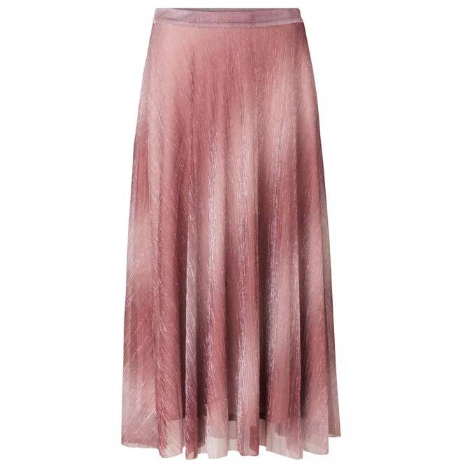 Bilde av Second Female - Ametrine Skirt Dusty Rose
