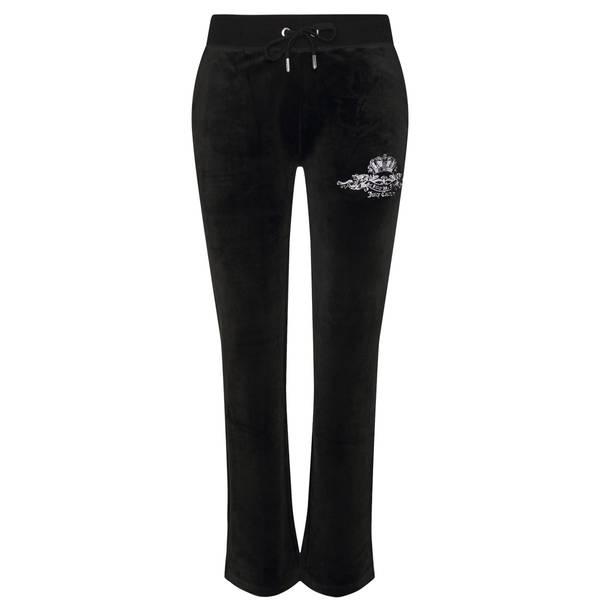Bilde av Juicy Couture - Bukse Anniversary Crest- Black