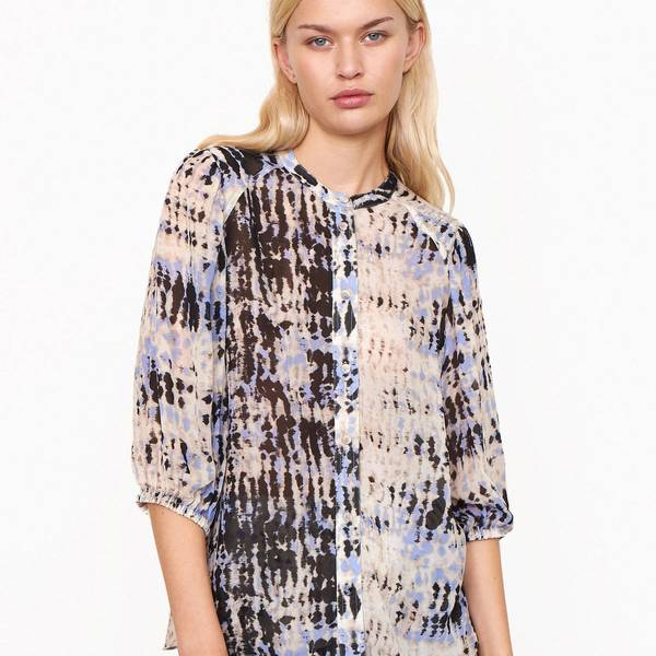Bilde av Second Female - Malo Shirt Tie Dye