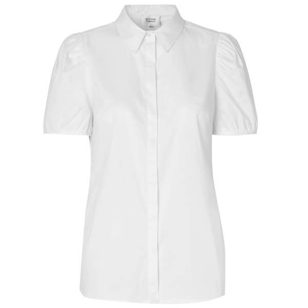 Bilde av Second Female - Skjorte Glasgow Hvit