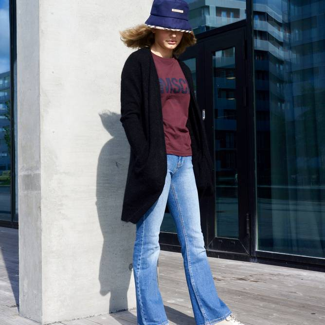 Bilde av Costbart - Anne Boot Cut Jeans