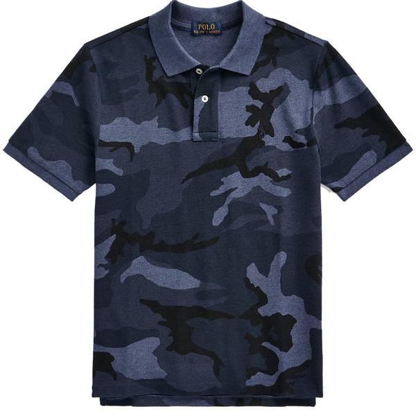 Bilde av Polo Ralph Lauren - Polo shirt Blue Army Camo
