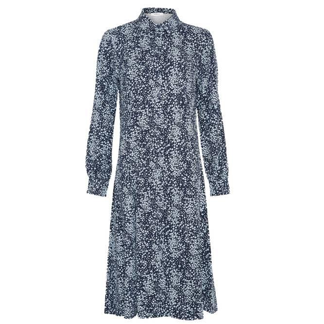 Bilde av Moss Copenhagen - Kjole Amaya Raye LS Dress