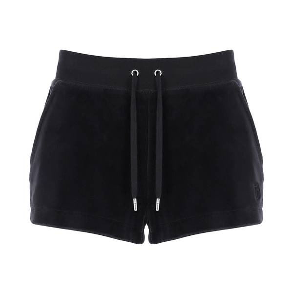 Bilde av Juicy Couture - Shorts Eve Cotton Rich Black