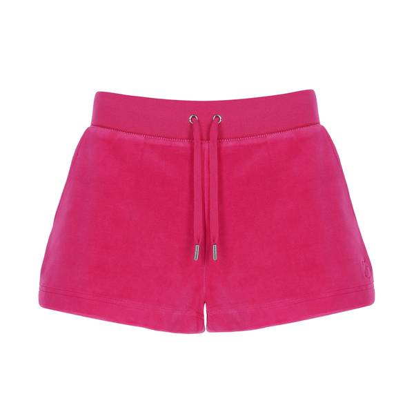 Bilde av Juicy Couture - Shorts Eve Cotton Rich Rasberry