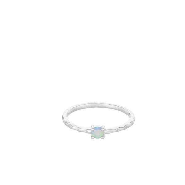 Bilde av Pernille Corydon -R  Gaudi Ring Blue Opal