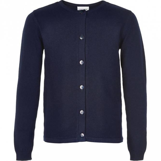 Bilde av The New - Basic Knit Cardigans Navy