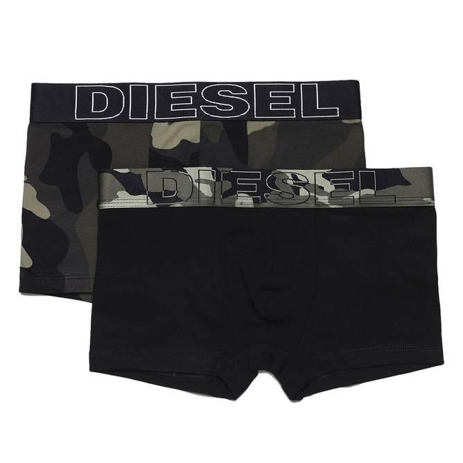 Bilde av Diesel - 2 Pack Camo Boxershorts