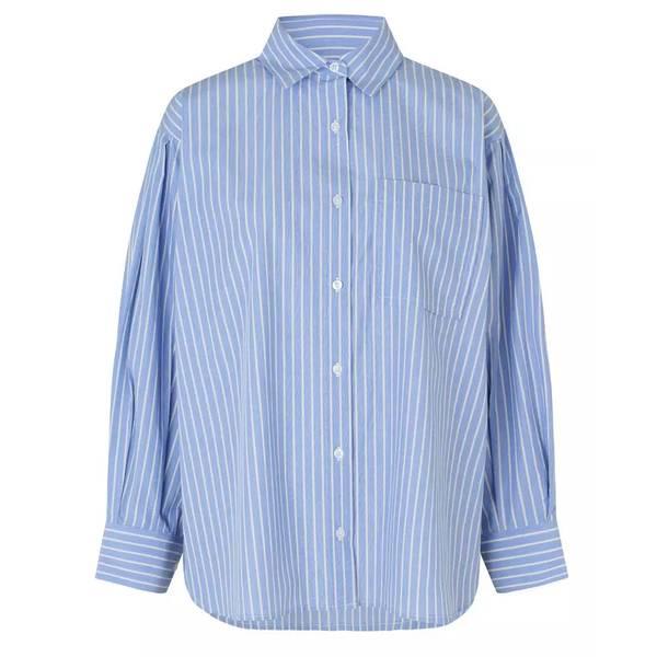 Bilde av Second Female - Sariah Shirt Stripe