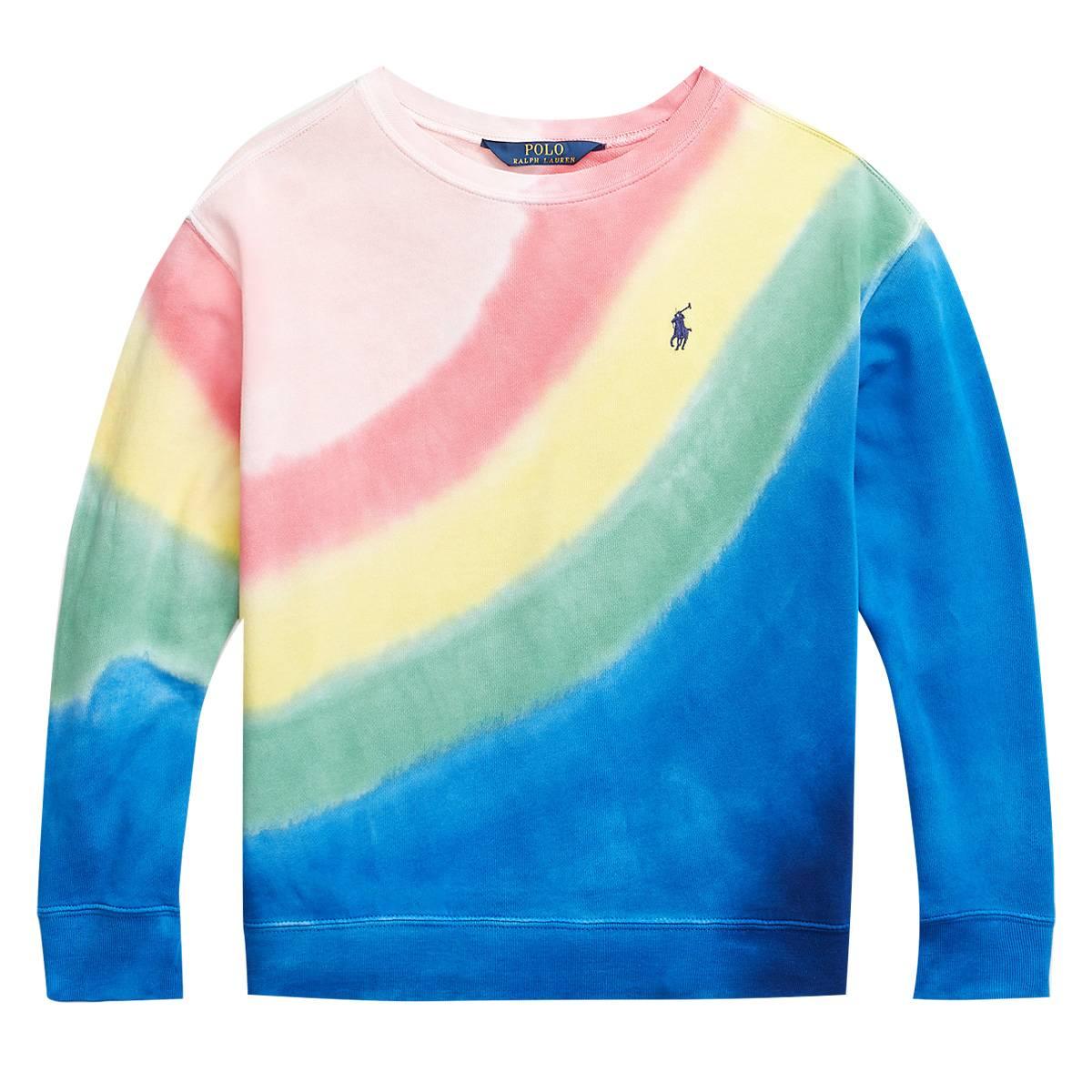 Polo Ralph Lauren Teens - Tie-Dye Terry Sweatshirt