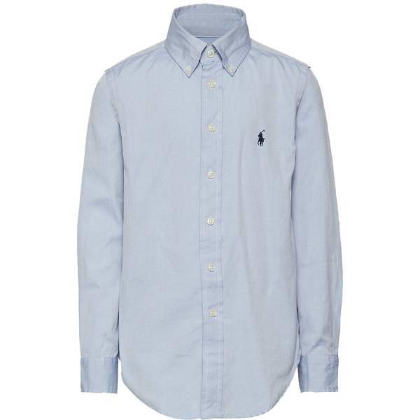 Bilde av Polo Ralph Lauren - Slim Fit Shirt Oxford Blue