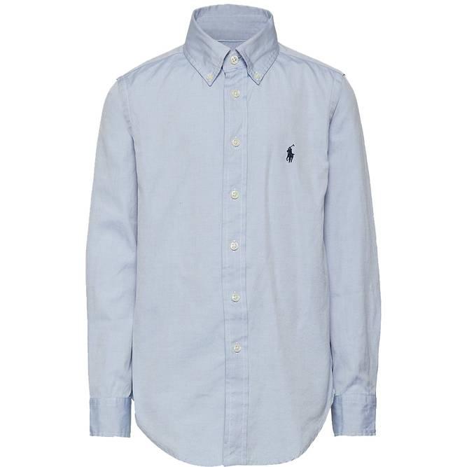 Bilde av Polo Ralph Lauren - Slim Fit Shirt Oxford Blue