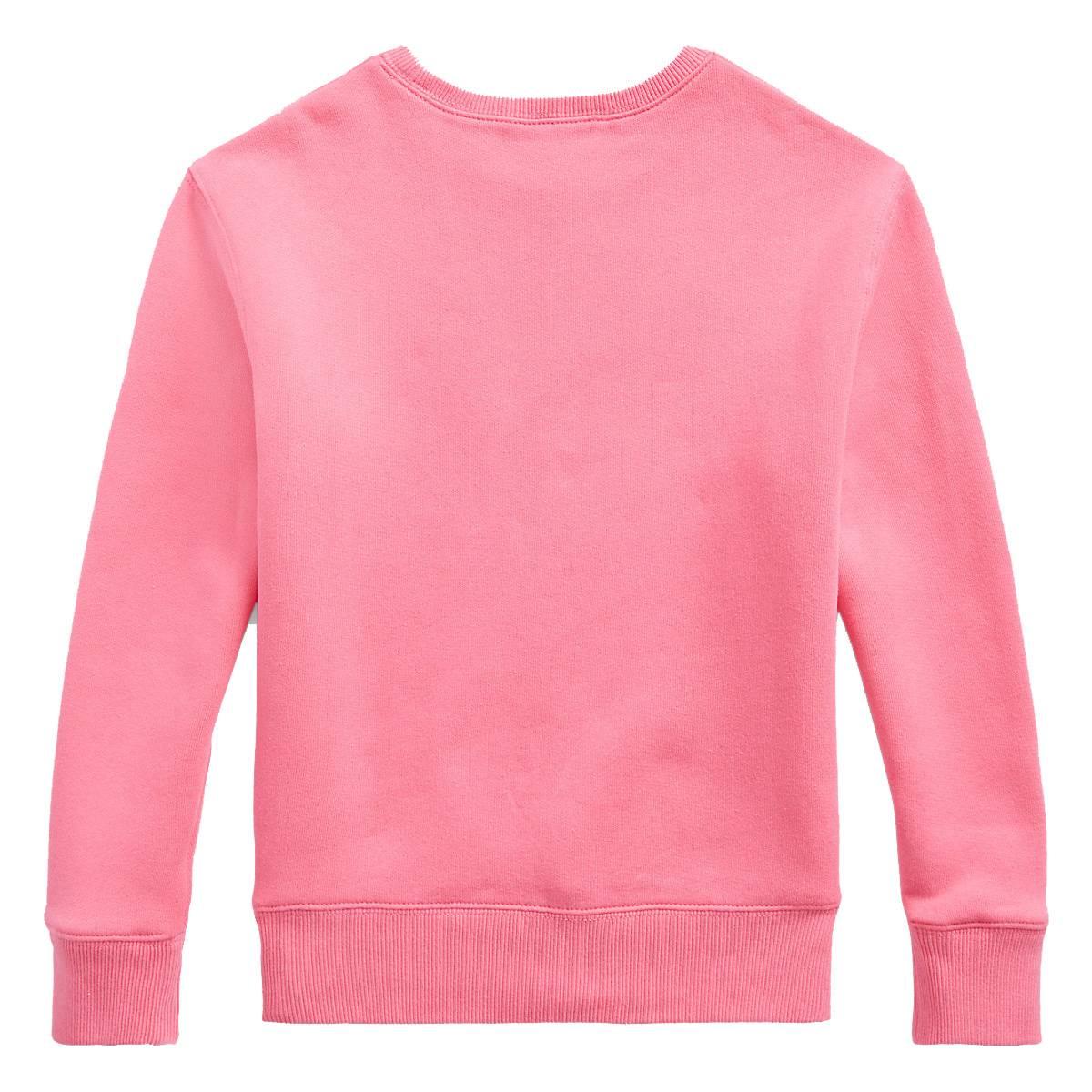 Polo Ralph Lauren Teens - Sport Retro Sweat Logo Pink