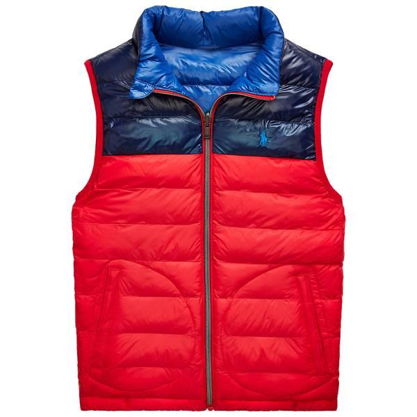 Bilde av Polo Ralph Lauren Teens - Reverse Puff Vest