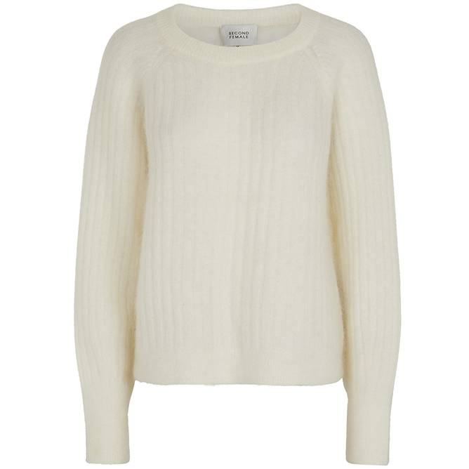 Bilde av Second Female - Brook Knit Cropped
