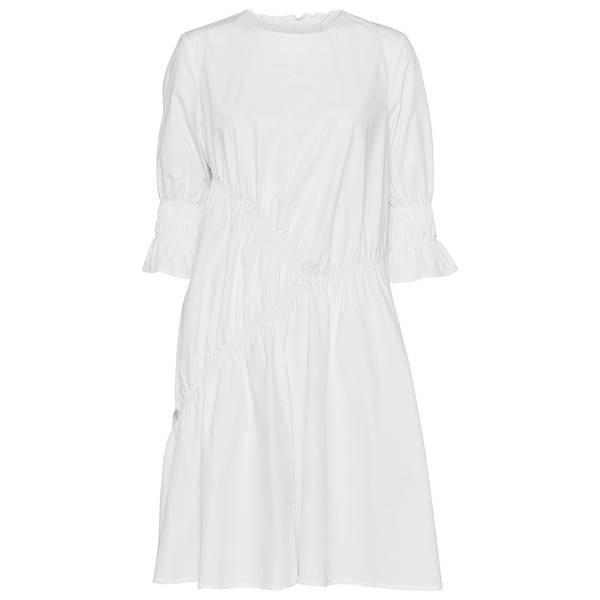 Bilde av Norr - Kjole Blaze Dress Hvit