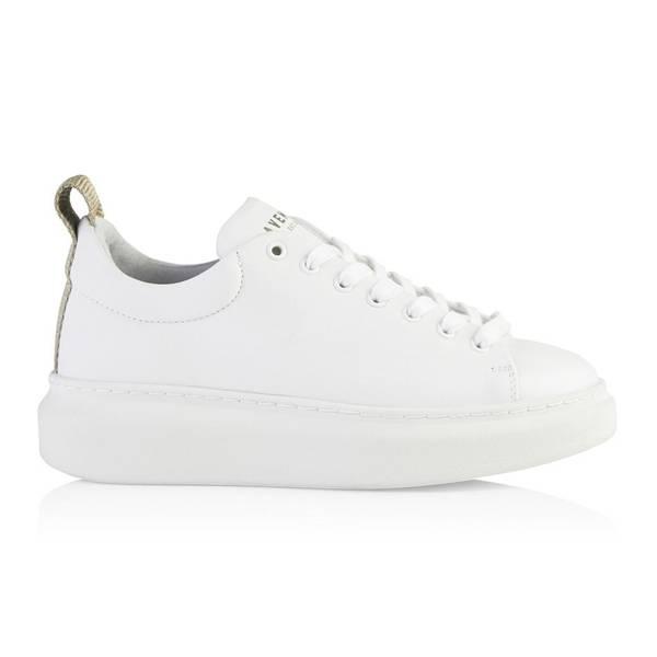 Bilde av Pavement - Dee Sneakers White/Beige