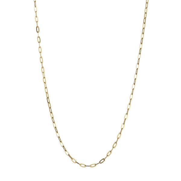 Bilde av Stine A - Smykke Petit Chunky Pendant Chain Gold
