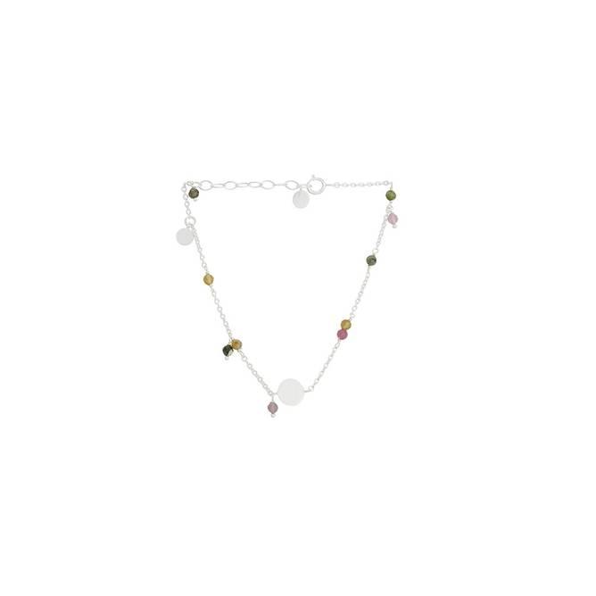 Bilde av Pernille Corydon - Afterglow Pastel Bracelet Sølv