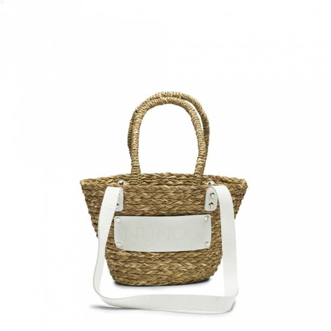 Bilde av Nunoo - Small beach Bag White