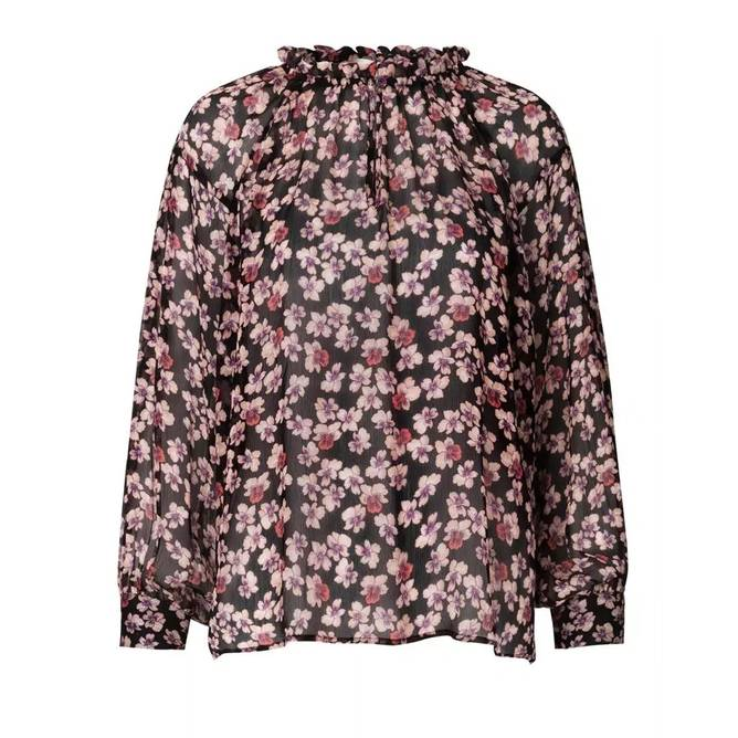 Bilde av Second Female - Fleurir Blouse Blomster