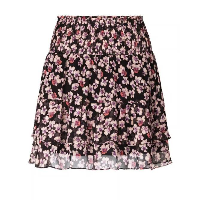 Bilde av Second Female - Fleurir Skirt Blomster